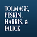 Tolmage, Peskin, Harris, Falick logo
