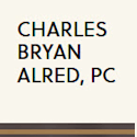 Charles Bryan Alred, PC logo