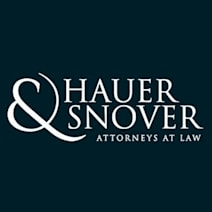 The Law Firm of Hauer & Snover logo