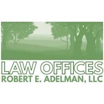 Law Offices of Robert E. Adelman logo