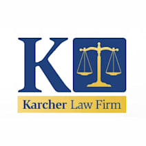 Karcher Law Firm logo