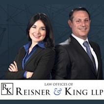Law Offices of Reisner & King LLP logo