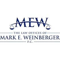 The Law Offices of Mark E. Weinberger P.C. logo