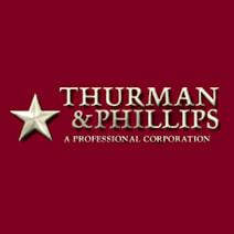 Thurman & Phillips, P.C. logo