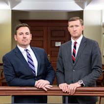 Kruger & Hodges Attorneys at Law logo
