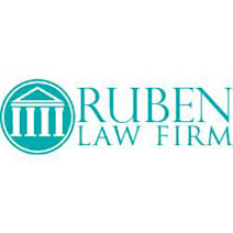 Ruben Law Firm logo
