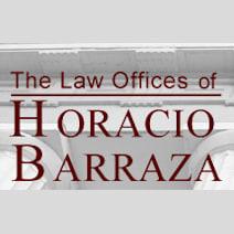 The Law Offices of Horacio Barraza logo