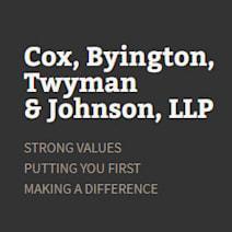 Cox Byington Twyman LLP logo