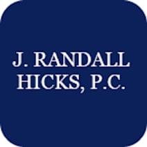 J. Randall Hicks, PC logo