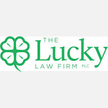 The Lucky Law Firm logo