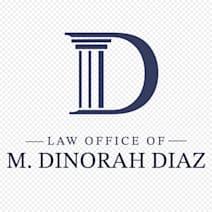 Law Office of M. Dinorah Diaz logo