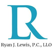 Ryan J. Lewis, P.C., LLO logo