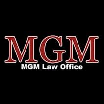 MGM Law Office logo
