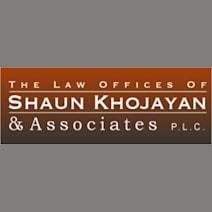 The Law Offices of Shaun Khojayan & Associates, P.L.C. logo