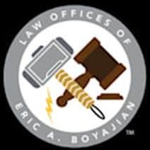 Law Offices of Eric A. Boyajian, APC logo