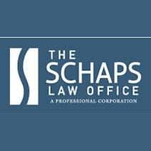 The Schaps Law Office logo