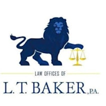 Law Offices of L.T. Baker logo