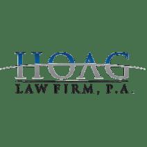 Hoag Law Firm, P.A. logo