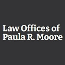 Law Offices of Paula R. Moore logo