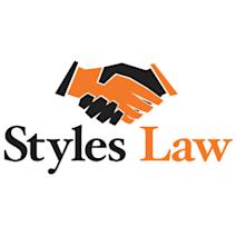 Styles Law logo