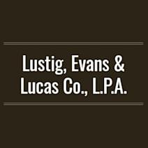 Lustig, Evans & Lucas Co., LPA logo