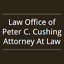 Law Office of Peter C. Cushing logo