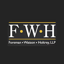 Foreman Watson Holtrey, LLP logo