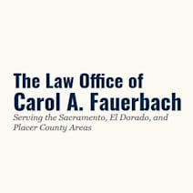 The Law Office of Carol A. Fauerbach logo