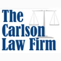 The Carlson Law Firm logo