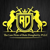 The Law Firm of Ruiz Dougherty logo