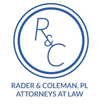 Rader & Coleman, PL logo