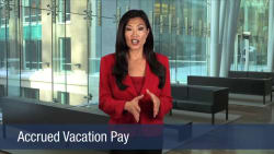 Accrued Vacation Pay