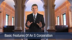 Basic Features Of An S Corporation