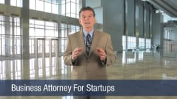 Business Attorney For Startups