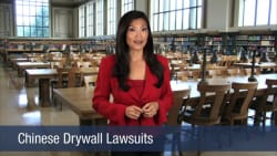 Chinese Drywall Lawsuits