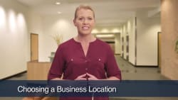 Choosing A Business Location