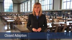 Closed Adoption