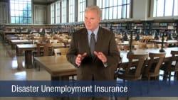 Disaster Unemployment Insurance