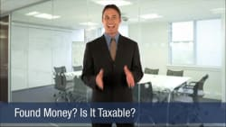 Found Money Is It Taxable