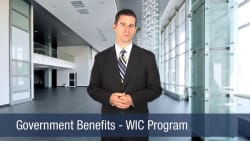 Government Benefits – WIC Program