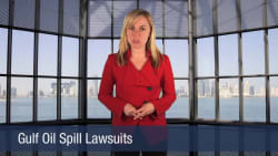 Gulf Oil Spill Lawsuits