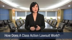 How Does A Class Action Lawsuit Work