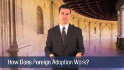 How Does Foreign Adoption Work