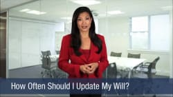 How Often Should I Update My Will