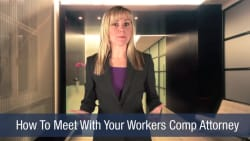 How To Meet With Your Workers Comp Attorney