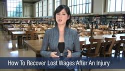 How To Recover Lost Wages After An Injury