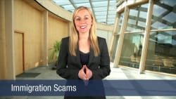 Immigration Scams