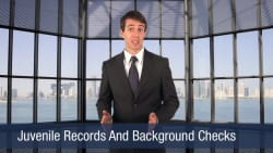 Juvenile Records And Background Checks