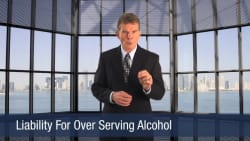 Liability For Over Serving Alcohol