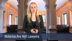 Notarios Are Not Lawyers